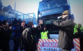 Жители Сан-Франциско заблокировали корпоративный автобус Google