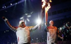 Олимпийский огонь «зажег» пользователей российского Instagram