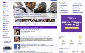 Сайт Yahoo опередил по посещаемости Google и Facebook в США
