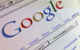 В блоках объявлений Google AdWords замечена реклама Bing