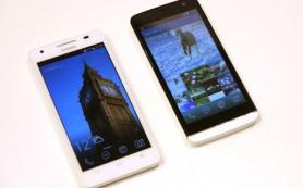 Яндекс представил первые смартфоны на платформе Я.Кит на выставке MWC 2014