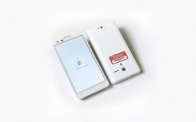 Google представила смартфон с 3D-сканером окружающего пространства