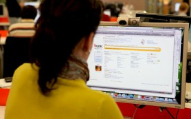 Акции «Яндекса» упали на 8% на открытии торгов после финотчета