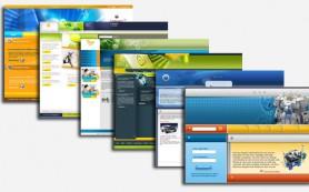 Шаблоны для сайтов