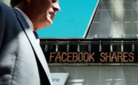 Акции Facebook обновили рекорд на фоне успешного финотчета