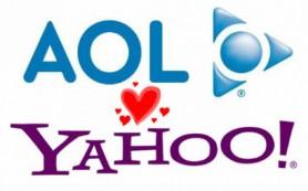 Представители Yahoo и AOL обсудили возможное слияние компаний в неформальной обстановке