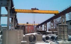 Особенности и классификация мостовых кранов в строительстве