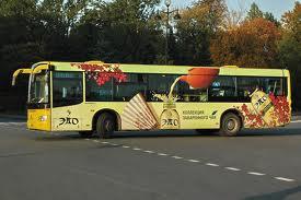 Реклама на транспорте – выгодна для вас и вашего бизнеса