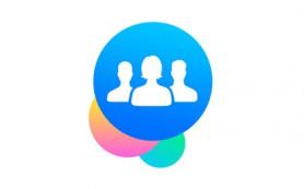 Facebook запустила мобильное приложение для общения в группах