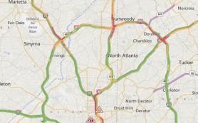 Bing Maps запустил маршрутизацию, учитывающую дорожное движение, во всём мире