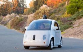Google представил первый рабочий прототип робомобиля
