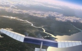 Facebook готовится к запуску первых дронов в 2015 году