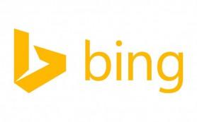 Bing показывает результаты местной поисковой выдачи в виде карусели