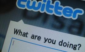 В России Twitter лидирует среди социальных сетей по количеству сообщений в месяц