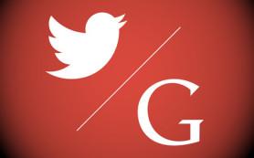 Твиты появятся в результатах поисковой выдачи Google в мае