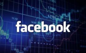 Стоимость акций Facebook снизилась на 3,8% после очередного падения сайта социальной сети