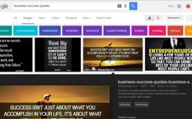Google добавил в результаты поиска по картинкам кнопки фильтров