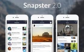 ВКонтакте выпустила новую версию фотоприложения Snapster