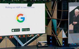 В Google появятся AMP-страницы кулинарных сайтов