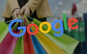 Google тестирует кнопки фильтров в товарных объявлениях