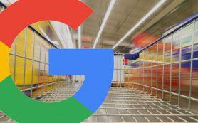 Google тестирует функцию поиска товаров в местных магазинах