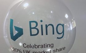Доля сервиса Bing Ads на британском рынке составила 20%