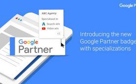 Google Partners ошибочно оповестил партнёров об утрате специализации