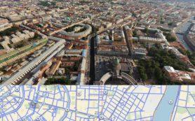 Яндекс обновил панорамы Санкт-Петербурга, Красноярска и Норильска