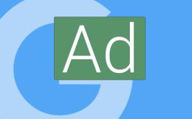 Google тестирует оранжевые ярлыки для рекламных объявлений