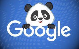 Google Panda принимает во внимание архитектуру сайта