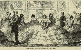 У моды под юбкой: история кринолина