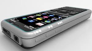 Глянец от Nokia 5630
