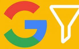 Google: фильтр «Безопасный поиск» действует на уровне URL