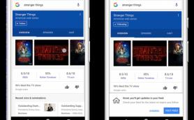 Google запускает персонализированную ленту новостей