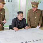 СМИ узнали устаревшие карты Google на столе Ким Чен Ына