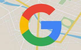 Карты Google получили новый, более яркий интерфейс