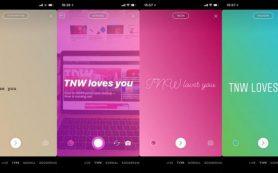 Instagram тестирует текстовые «истории»