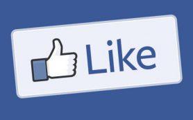 Facebook тестирует кнопку downvote для модерации комментариев