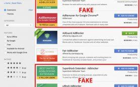 Фейковые адблокеры в Chrome Web Store собрали более 20 млн установок