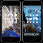 Facebook начал тестировать рекламу в Stories