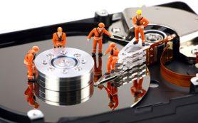 Восстановление жёсткого диска