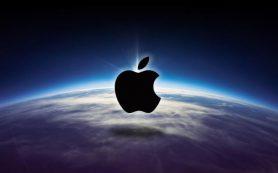 Рыночная капитализация Apple превысила $1 триллион