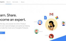 Google провёл ребрендинг Программы для ведущих участников