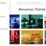 Google запускает новую версию Google Shopping во Франции