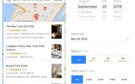 Google запускает возможность фильтрации информации по дате в окне поиска