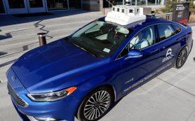 Ford и Volkswagen объединяются для работы над беспилотными автомобилями