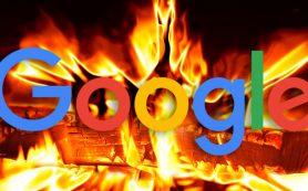 Google не считает хотлинки внешними ссылками