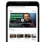 Google рассказал о новой поисковой функции Key Moments для видео