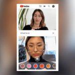 Google запустил виртуальную примерку косметики для рекламы в YouTube