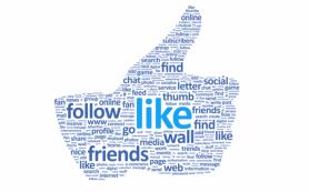 Facebook считает, что отказ от лайков может увеличить количество постов